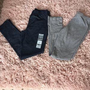 Other - CARTERS NEW & GYMBOREE(EUC) girls leggings